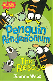 Awesome Animals The Rescue : Penguin Pandemonium