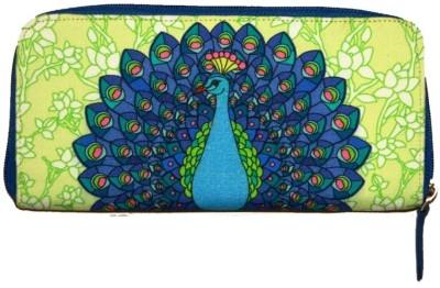 Eco Corner Dancing Peacock Wallet