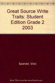 a11fc39e4 Buy Write Traits book   Vicki Spandel
