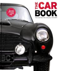Car Book The Definitive Visual History