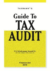 Taxmann Guide To Tax Audit