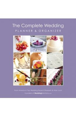 The Complete Wedding Planner & Organizer [With Tote Bag]