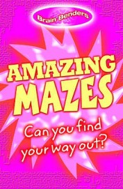 Amazing Mazes Can You Find Your Way Out