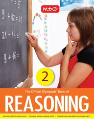 Official Olympiads Book Of Reasoning 2