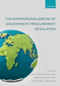 The Internationalization of Government Procurement Regulation