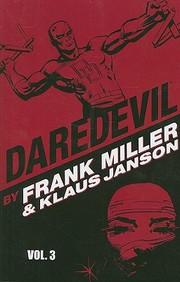 Daredevil, Vol. 3