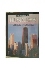 Introduction To Business With Cd