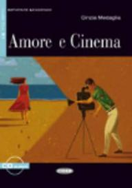 Amore E Cinema [With CD (Audio)] (Imparare Leggendo) (Italian Edition)