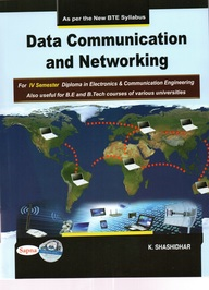 Data Communication & Networking For 4 Sem Diploma In Electronics & Communication Engineering