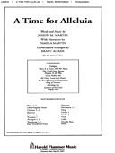 A Time For Alleluia: Orchestration