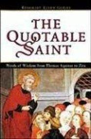 Quotable Saint