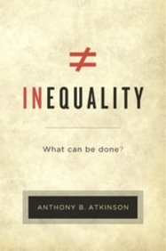 Inequality : What Can Be Done ?