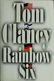 tom clancy rainbow six book
