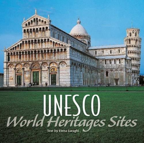 World Heritage Sites Of Unesco  - Cube Book