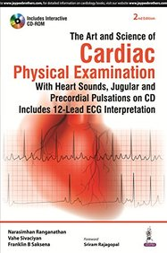 Art & Science Of Cardiac Physical Examination W/Cd