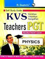Popular Master Guide Physics Kvs-Teachers Pgt Recruitment Examination : Code R-1146