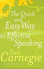 Quick  & Easy Way To Effective Speaking