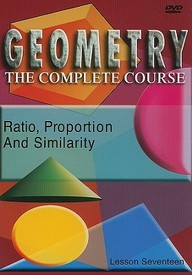 Ratio, Proportions & Similarity: Mathematics