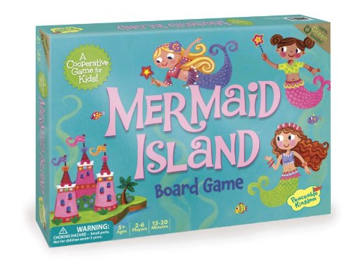 Mermaind Island Board Game