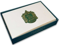 Harry Potter: Slytherin Foil Note Cards (Set of 10)