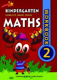 Kindergarten Complete  Smart  Series  Maths  Workbook  2