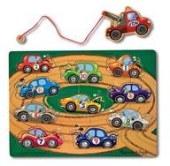 Tow Truck Magnetic Puzzle Game: Tow Truck Magnetic Puzzle Game