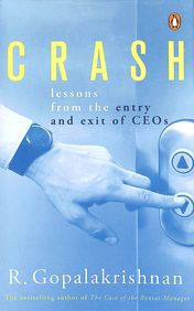 Crash : Lessons From The Entry & Exit Of Ceos