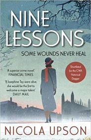 Nine Lessons : Josephine Tey Mystery 7