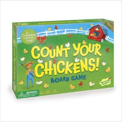 Count Your Chickens! Board Gam