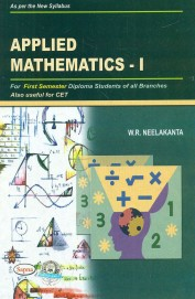 Applied Mathematics - 1 For 1st Sem Diploma Students Of All Branches Also Useful For Cet