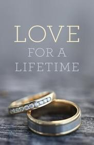 Love for a Lifetime (Redesign) : 25- Pack Tracts