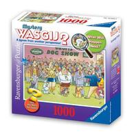 Wasgij Mystery: Dog Show 1000 Piece Puzzle