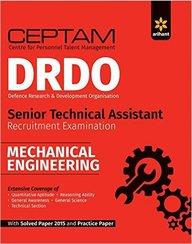 Ceptam Drdo Senior Technical Assistant Recruitment Examination Mechanical Engineering : Code J612