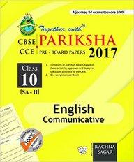 Together With English Communicative Pariksha 2017  Sa 2 Class 10 : Cbse