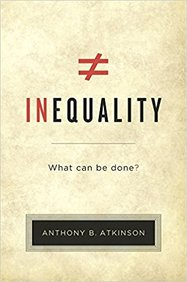 Inequality:What Can be Done?
