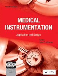Medical Instrumentation Application & Design