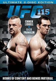 UFC 115 Liddell v. Franklin [DVD]