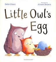 Little Owlis Egg