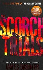 Scorch Trials : Maze Runner