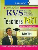 Mathematics Kvs Teachers Pgt Recruitment Examination : R-1150