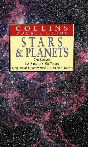 Collins Pocket Guide to Stars and Planets (Collins Pocket Guides)