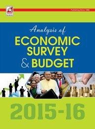 Economic Survey and Budget