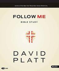 Follow Me: Bible Study- DVD Leader Kit