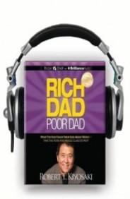 Rich Dad Poor Dad (Audio Book)