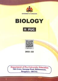 Biology Text Book For 2 Puc