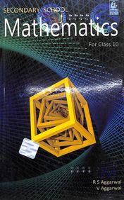 Secondary School Mathematics For Class 10