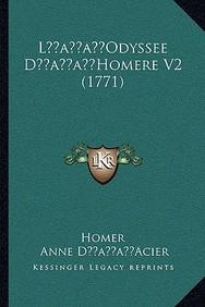 Lacentsa -A Centsodyssee Dacentsa -A Centshomere V2 (1771)