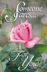 Someone Cares for You!