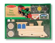Wooden Train - Dyo