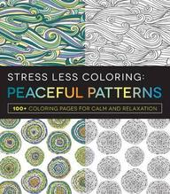 Stress Less Coloring : Peaceful Patterns